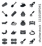 set of vector isolated black...   Shutterstock .eps vector #1110189341