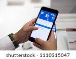chiang mai  thailand   jun 11 ...   Shutterstock . vector #1110315047