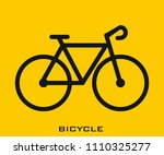 bicycle icon signs