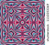 geometric seamless pattern....   Shutterstock .eps vector #1110353369