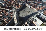 Aerial Picture Of Belfry Of...