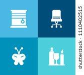 modern  simple vector icon set... | Shutterstock .eps vector #1110402515
