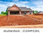 horizontal shot of a house...   Shutterstock . vector #1110491261