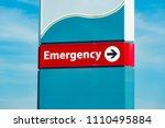 horizontal close up shot of a...   Shutterstock . vector #1110495884