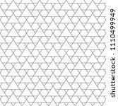 Mosaic. Triangles  Hexagons....