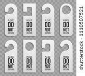 creative vector illustration of ... | Shutterstock .eps vector #1110507521