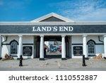 sennen  uk    june 2018 ... | Shutterstock . vector #1110552887