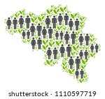 people population and eco...   Shutterstock .eps vector #1110597719
