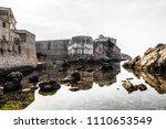 landscape photograph of a small ...   Shutterstock . vector #1110653549
