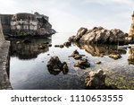 landscape photograph of a small ...   Shutterstock . vector #1110653555