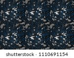 raster illustration. doodles... | Shutterstock . vector #1110691154