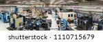 june 10  2018 la canada... | Shutterstock . vector #1110715679