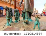 Small photo of Russia, Samara, June 2016: Monument to Uncle Styop, the hero of the poem by Sergei Mikhalkov.
