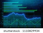 analysis  statistics and... | Shutterstock . vector #1110829934