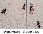 thessaloniki   greece june 8 ... | Shutterstock . vector #1110853529