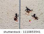 thessaloniki   greece june 8 ... | Shutterstock . vector #1110853541