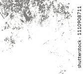grunge urban dust distress... | Shutterstock .eps vector #1110908711