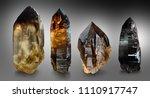 A Variety Of Quartz Crystals...