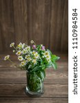 Bouquet Of Wild Flowers From...