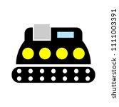 cashier payment. vector cash... | Shutterstock .eps vector #1111003391