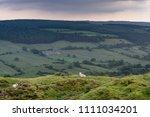north yorkshire moors. north... | Shutterstock . vector #1111034201