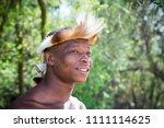 lesedi cultural village  south... | Shutterstock . vector #1111114625