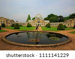 syon great conservatory  london ...   Shutterstock . vector #1111141229