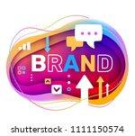 vector creative illustration of ... | Shutterstock .eps vector #1111150574
