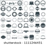 make your labels or logotypes... | Shutterstock . vector #1111246451