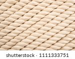rope as background texture | Shutterstock . vector #1111333751