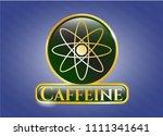 golden badge w gold badge...   Shutterstock .eps vector #1111341641