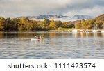 ambleside  england  uk  ... | Shutterstock . vector #1111423574
