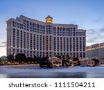 las vegas  nevada   june 5 ...   Shutterstock . vector #1111504211