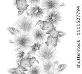 abstract elegance seamless... | Shutterstock .eps vector #1111527794