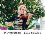 may 13  2018 minsk belarus... | Shutterstock . vector #1111531319