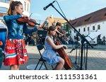 may 13  2018 minsk belarus... | Shutterstock . vector #1111531361