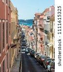 lisbon  portugal   may 19  2017 ... | Shutterstock . vector #1111615325