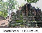 muang sing historical park ... | Shutterstock . vector #1111625021