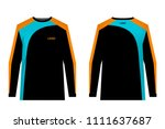 templates jersey for mountain... | Shutterstock .eps vector #1111637687