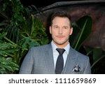 chris pratt at the los angeles...   Shutterstock . vector #1111659869