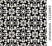 traditional pattern | Shutterstock .eps vector #11116663