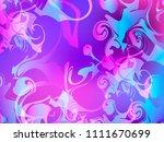 marble gradient design.... | Shutterstock .eps vector #1111670699