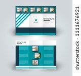 brochure template. business... | Shutterstock .eps vector #1111676921