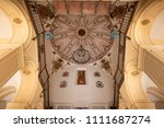 murcia city  murcia spain   05... | Shutterstock . vector #1111687274