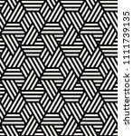 vector seamless pattern with... | Shutterstock .eps vector #1111739135