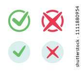 check mark icons. green tick...