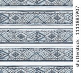 hand drawn pattern. abstract... | Shutterstock . vector #1111885907