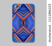 protective cover for mobile... | Shutterstock .eps vector #1111886225