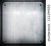 metal template | Shutterstock . vector #111194555