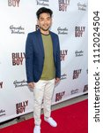 """Small photo of Derek Mio attends """"Billy Boy"""" Los Angeles Premiere - Arrivals at Laemmle Music Hall, Beverly Hills, CA on June 12th, 2018"""